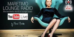 MARETIMO LOUNGE - LIVE RADIO  24/7 ❤ wonderful lounge music 🎧 by DJ Maretimo, Lounge 2018 Chillout